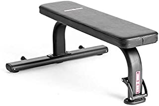 Unified Fitness Group Xtreme Monkey Commercial Flat Bench Black
