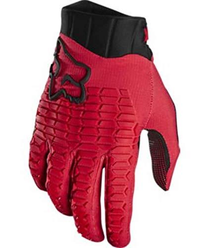 Defend Glove Bright Red