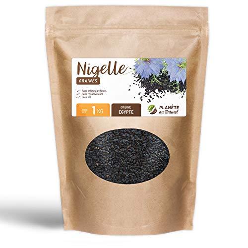Graine de Nigelle - 1 kg - Sachet