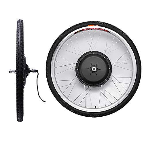 26' 36V / 48V E-bike bicicleta Eléctrica Kits de conversión de bicicleta eléctrica de cubo de motor eléctrico