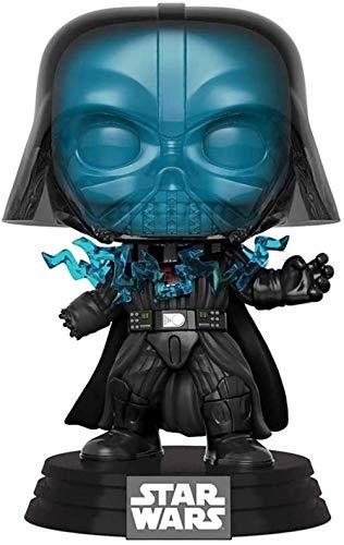 Funko- Pop Bobble: Star Wars: Figura Coleccionable de Vader electrocutado 37527 Multi