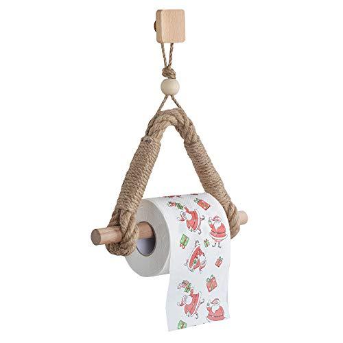 YUESUO Portarrollos para papel higiénico