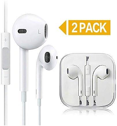 NCLINGLU 2-Pack Premium Headphones with Stereo MicRemote...