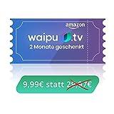 Dieser Gutscheincode ermöglicht Neukunden die kostenfreie Nutzung von waipu.tv Perfect für 3 Monate Alle Top-TV-Sender: Das Erste, ZDF, RTL, ProSieben, ARTE, u.v.m. 100h Aufnahmespeicher, Pausefunktion, Brillante HD-Qualität, Pay-TV und VoD Top-Perfo...