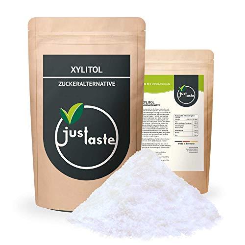 10 x 500 g Xylitol | Zuckerersatz | kalorienarm| vegan | zahnfreundlich