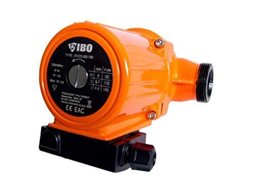 Umwälzpumpe IBO OHI 25-80/180 Heizungspumpe Pumpe Warmwasser Heizung Nassläufer