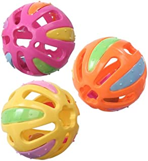 Super Bird Creations Kaleidoballs Toy for Birds - 4 Pack