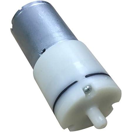 Zycx123 Dc 6v Mini Luftpumpe Motor Für Aquarium Sauerstoff Circulate Wasserpumpe Diy Und Ersatz Zubehör Küche Haushalt