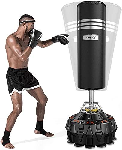 sacco da boxe pelle DripexSaccodaBoxe
