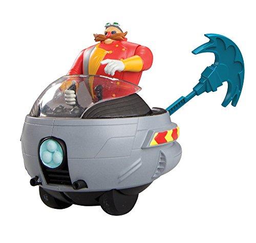 Bizak Sonic - Figura + Accesorio Acción - Eggman 30692503