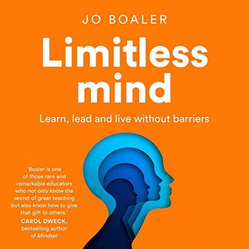 Limitless Mind: Learn, Lead and Live Without Barriers audiobook cover art