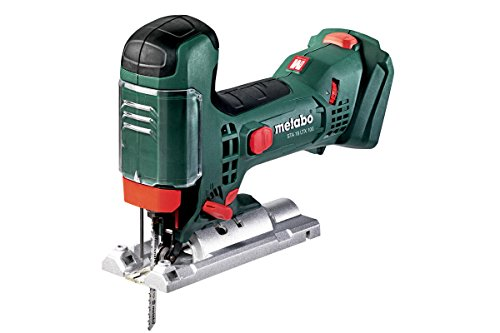 Metabo- 18V Variable Speed Jig Saw w/Barrel Grip Bare (601002890 18 LTX 100 Bare), Woodworking