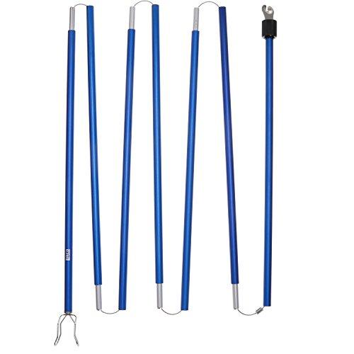 LACD Clipstick 3,20 m Blue