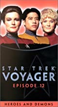 Star Trek - Voyager, Episode 12: Heroes & Demons VHS