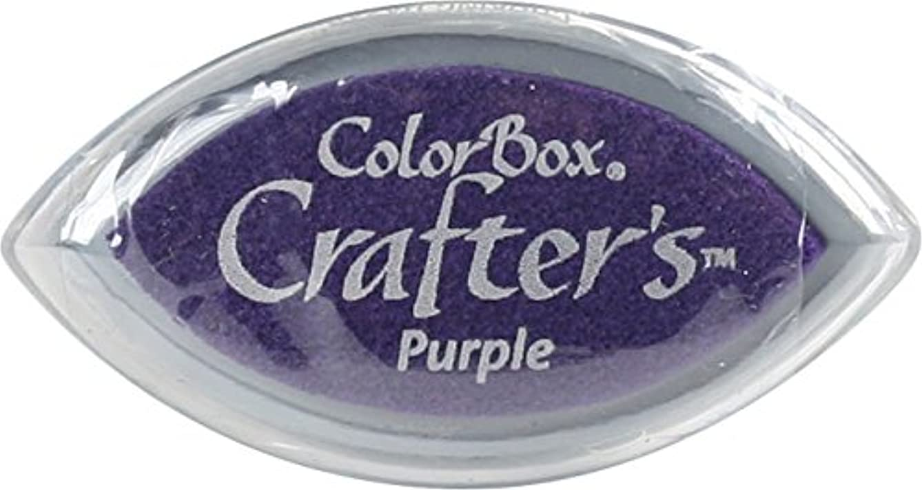 ColorBox Purple Crafters Cat's Eye Inkpad