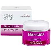 Intensive 24 h - Hydro Gel Augenpflege Für sensible und empfindliche Haut Es gibt der Haut Feuchtigkeit und Vitamine