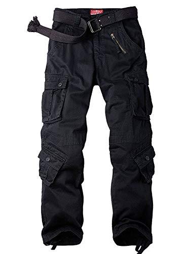 Jessie Kidden Men's Combat Camo Cargo Trousers Camouflage Army Military...