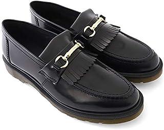 [ドクターマーチン] タッセルローファー エイドリアン スナッフル ADRIAN SNAFFLE 25024001 革靴 レザー (メンズ レディース)