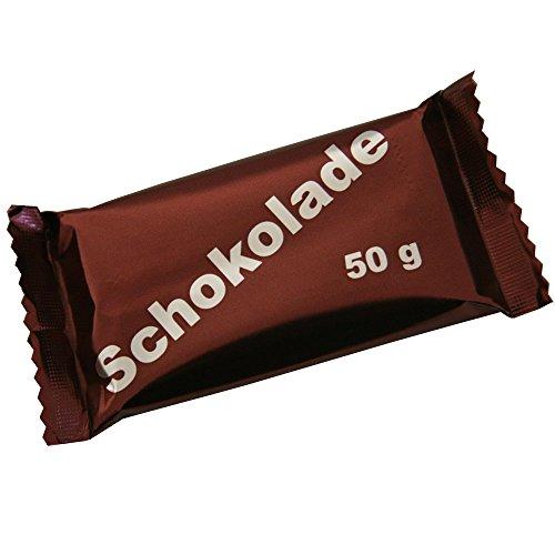 50 x 50 g Schokolade, Original Bundeswehr-Produktion