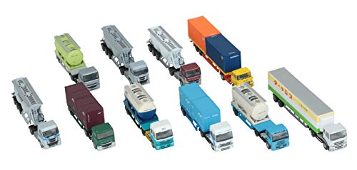 ザ・トレーラーコレクション 第10弾 BOX ジオラマ用品 (メーカー初回受注限定生産)