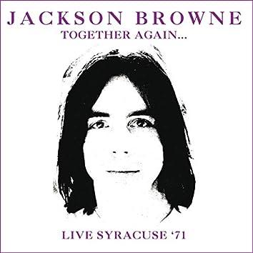 Together Again (Live At Jabberwocky, Syracuse Ny 27 Mar 1971) (Remastered)