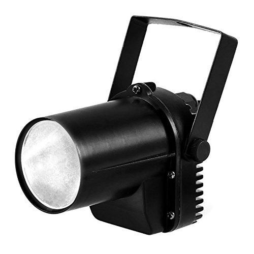 TSSS 3W Weiß LED Klein Pin spot LED Bühnenbeleuchtung Scheinwerfer Punktstrahler Licht Advertisting Lampe 8 Grad