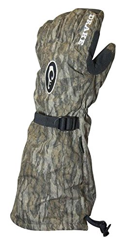Drake Double Duty Decoy Glove Medium Mossy Oak Bottomland