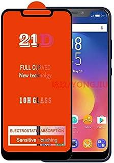 واقيات شاشة الهاتف - واقي شاشة 21D للهاتف الخلوي من الزجاج المقوى بالكامل لهاتف Infinix X610B X620B X622 X623 X624 X625 X6...