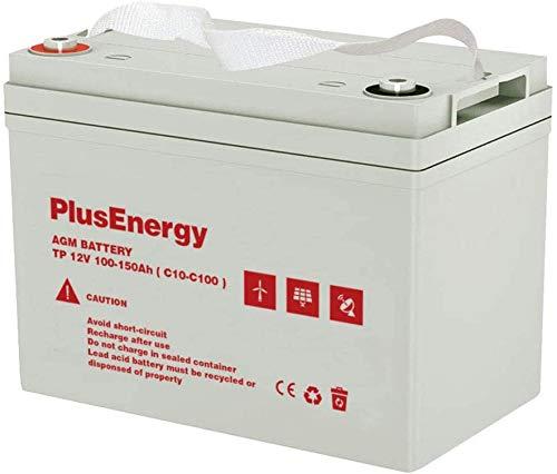 Batería AGM 12V Capacidad 150AH-200AH-250AH - Ciclos Profundos Uso Grupo solar (150AH AGM)