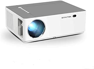 جهاز عرض فيديو BYINTEK MOON K20 1920*1080 Full HD 7000 Lumens 30 بوصة LED مع USB و SD و HD و VGA و AV سينما المسرح المنزلي
