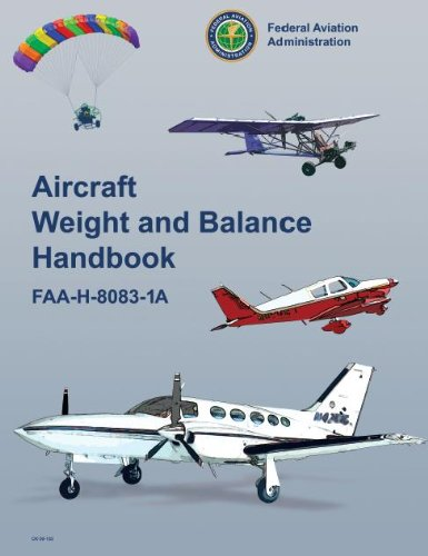 Aircraft Weight and Balance Handbook ON KINDLE Federal Aviation Administration (FAA) (English Edition)