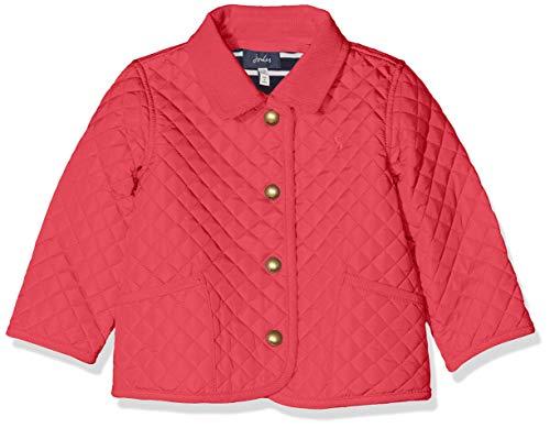Joules Baby-Mädchen Mabel Jacke, Pink (Pink Pink), 3 Jahre (Herstellergröße: 2-3y)