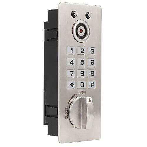 01 Bloqueo de código de Teclado Digital, Bloqueo de Seguridad con contraseña, Resistente al Desgaste para supermercado Escolar