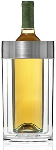 Wine Enthusiast Double Now free shipping Walled Sales Iceless Bottle Chiller