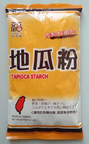 地瓜粉400g/袋【さつまいも粉】さつま芋粉台湾産