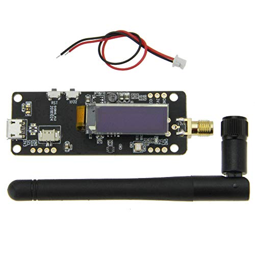 Amazon.com - TTGO T-Journal ESP32 Camera Development Board Antenna 0.91 OLED