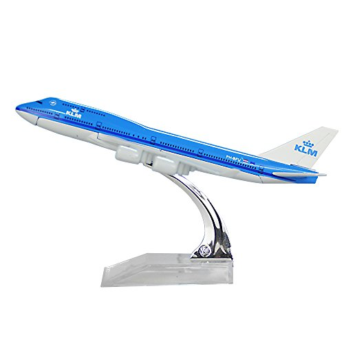 Holland Boeing 747 Alloy Airplane Models