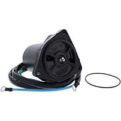 DB Electrical 430-22162 Tilt Trim Motor 150HP Replacement for Yamaha F150JA 2013-2015, F150JB 2016-2018, F150LA 2013-2015, F150LB 2016-2018, F150TJR 2011, F150TLR 2012 63P-43880-01-01