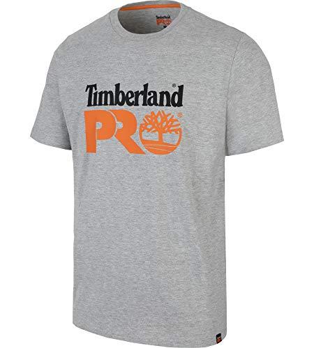 Timberland Pro Mens Core UPF Protection Graphic Logo T Shirt