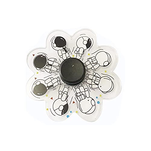 Qians Fidget Toy - Zappeln Hand Spinner Kids Stress Relief Spielzeug Zappeln Hand Spinner Fidget Spinner Spielzeug Stress Relief & Angst Zappeln Spielzeug für Kinder Newcomer