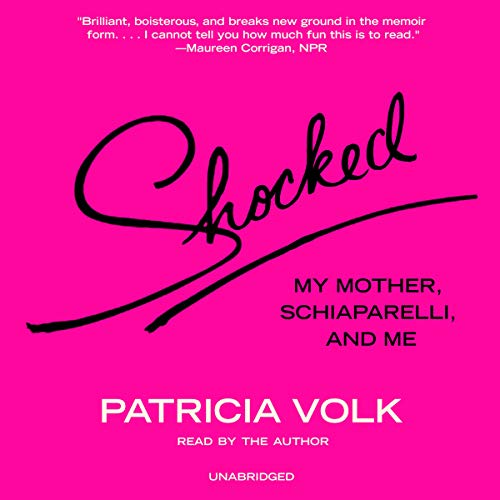 Shocked audiobook cover art