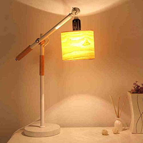 HYY-YY Tafellampen, Personality Continental eenvoudige houten tafellampen, Study Bedroom bed lichten S Living Room Cozy Bar aan Stel de richting van Creative decoratieve Lamp, Reading Night Light