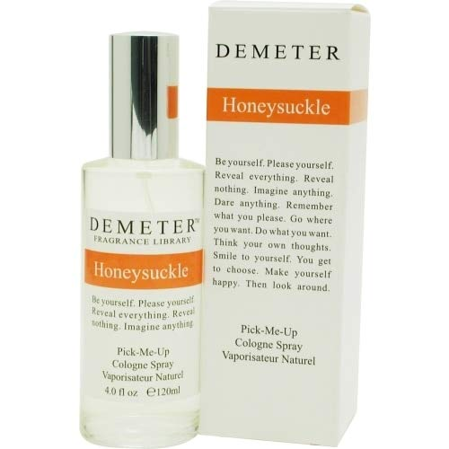 Demeter by Honeysuckle Cologne Spray 4 Women Recommended oz for Boston Mall