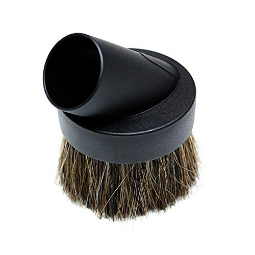 fbshop (TM) universelle haute qualité souple Brosse à poussière pour aspirateur en poils de crin. Fixation rond Aspirateur Brosse à Épousseter Outil de rechange 3,2 cm 1–1/10,2 cm 32 mm