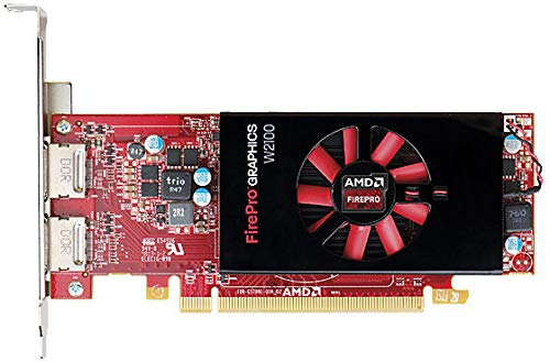 Sparepart: HP Pca Firepro W2100 2Gb AMD FirePro W2100 2GB, 763264-001 (AMD FirePro W2100 2GB, FirePro W2100, 2 GB, GDDR3, 128 bit, 4096 x 2160 Pixels, PCI Express)