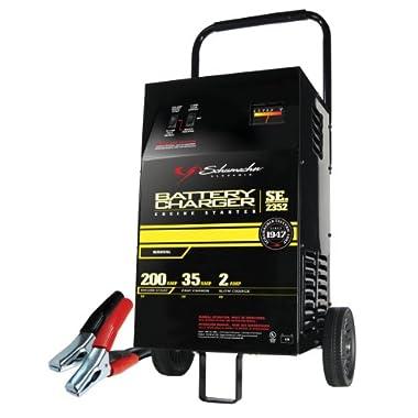 Schumacher SE-2352 2/35/200 Amp Manual Battery Charger