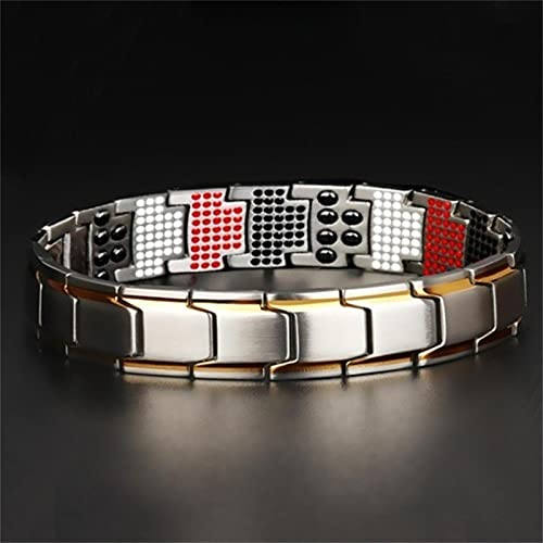 KFXD Magnetic Therapy Fit Plus Bracelet, Ultra Strength Magnetic Therapy...