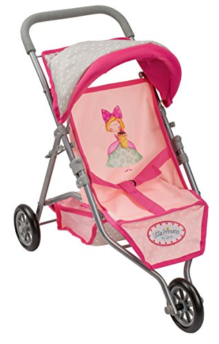 Little Princess Coche de muñecas Plegable (Saica 9461P)