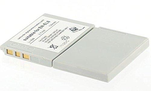 original vhbw® Ladegerät für Nikon CoolPix S51 S51c S52 S52c