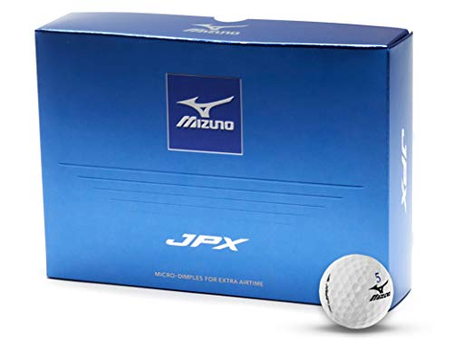 Mizuno JPX Confezione da 12 Palline da Golf Adulto Unisex, Bianco, 12 cm